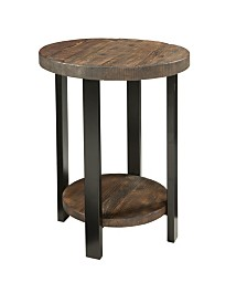 "Pomona 20"" Round End Table"