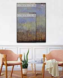 Ready2HangArt 'Dark Overcast' Abstract Canvas Wall Art Collection
