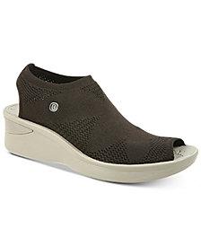 Bzees Secret Wedge Sandals