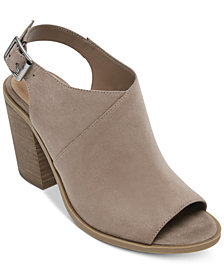 Madden Girl Peaches Slingback Booties