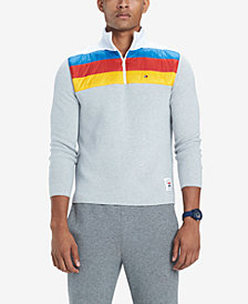 Tommy Hilfiger Men's Anton Half-Zip Sweater