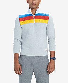 Tommy Hilfiger Men's Anton Half-Zip Sweater