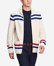 Tommy Hilfiger Denim Men's Peace Cowichan Sweater