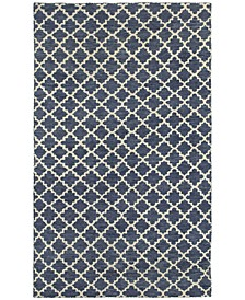 Home  Maddox 56508 Navy/Ivory Area Rug