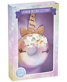 Fizz & Bubble Rainbow Unicorn Fizzy Donut, Created for Macy's