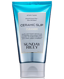 Sunday Riley Ceramic Slip Cleanser, 5 oz/ 150 mL