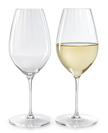 Performance Riesling Glasses, Set of 2