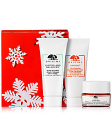 Origins 3-Pc. Cleanse & Energize Gift Set