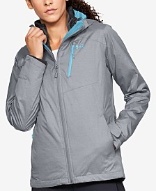Under Armour Sienna Storm ColdGear® Fleece-Lined 3-In-1 Jacket