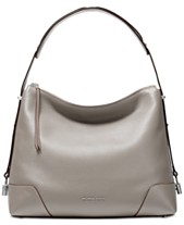 471bad5e74ef MICHAEL Michael Kors Crosby Pebble Leather Shoulder Bag