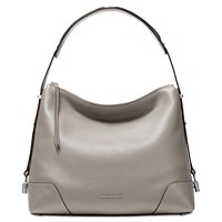 Deals on MICHAEL Michael Kors Crosby Pebble Leather Shoulder Bag