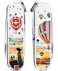 Victorinox Swiss Army Limited Edition Classic SD 2018 Cappadocia Pocket Knife