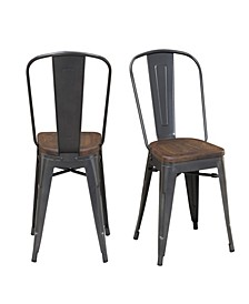 Davis Metal Chair Set