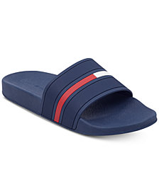 Tommy Hilfiger Men's Ennis Slide Sandals