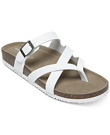 Madden Girl Bartlett Strappy Footbed Sandals