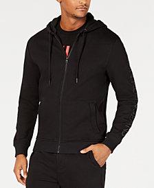 Calvin Klein Jeans Men's Reflective Logo Hoodie
