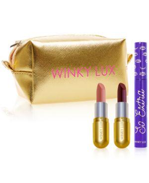 WINKY LUX 4-Pc. Bougie Kitten Gift Set, A $46 Value!