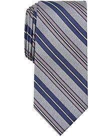 Nautica Men's Waterford Slim Stripe Tie