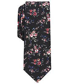 Penguin Men's Baldwin Skinny Floral Tie