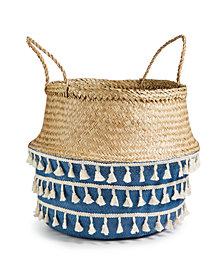 Home Essentials Fringe Basket