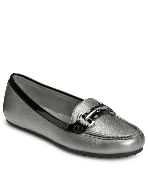 1e588fa14ae Aerosoles Drive Along Loafers   Reviews - Flats - Shoes - Macy s