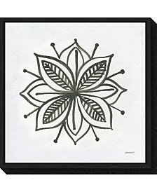 Amanti Art Patterns of the Amazon Icon XIV by Kathrine Lovell Canvas Framed Art