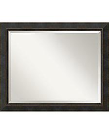 Amanti Art Signore 32x26 Bathroom Mirror