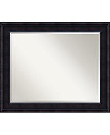 Amanti Art Annatto 33x27 Bathroom Mirror