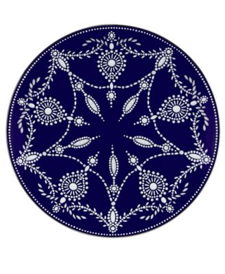 Dinnerware, Empire Indigo Accent Plate