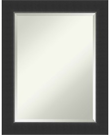 Amanti Art Colonial Embossed 24x24 Wall Mirror