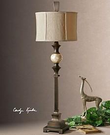 Uttermost Tusciano Dark Bronze Floor Lamp