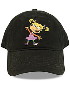 Concept One Rugrats Angelica Cotton Dad Cap