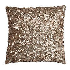 Mermaid Sequin Faux Silk Pillow