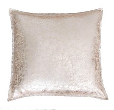 "Charlie Crackle Whipstitch Pillow, 22"" x 22"""