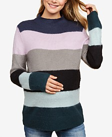 Jessica Simpson Maternity Colorblocked Sweater