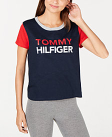 Tommy Hilfiger Colorblock Lounge T-Shirt