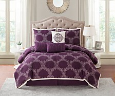 Nanshing Summerfield 7-Pc. Comforter Set Collection