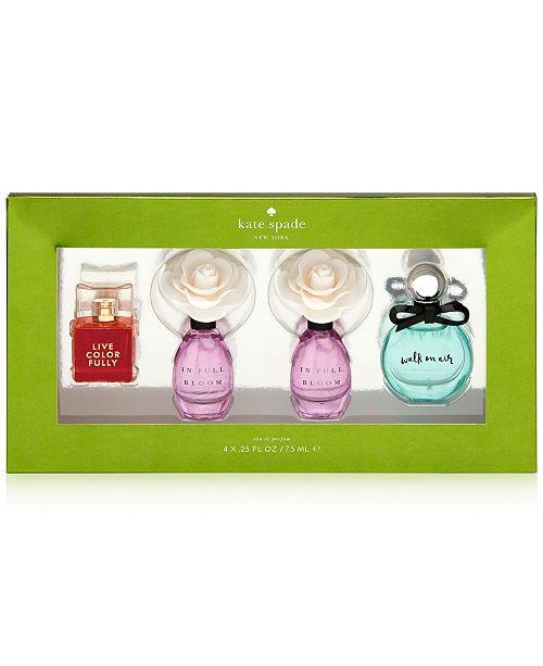 kate spade new york 4-Pc. Fragrance Gift Set