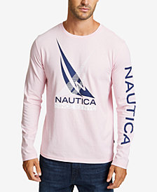 Nautica Men's Excel Logo Graphic T-Shirt