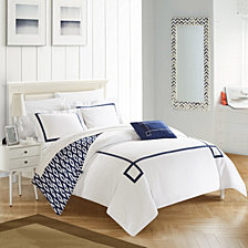 Chic Home Kendall 4 Pc Queen Duvet Cover Set