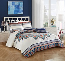 Weston 4 Pc King Duvet Cover Set