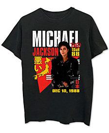 Kanji Michael Jackson Men's Graphic T-shirt