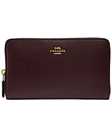 COACH Continental Wallet