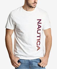 Nautica Men's Appliqué Logo T-Shirt