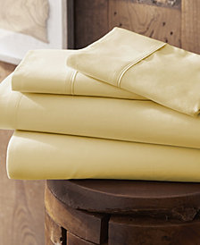 Style Simplified by The Home Collection 4 Piece Bed Sheet Set, Queen