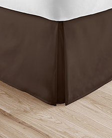 Home Collection Premium Pleated Dust Ruffle Bed Skirt, Queen