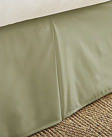 Home Collection Premium Pleated Dust Ruffle Bed Skirt, Twin