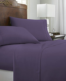 Expressed In Embossed Chevron 3 Piece Bed Sheet Set- Twin