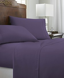 Expressed In Embossed by The Home Collection Chevron 3 Piece Bed Sheet Set, Twin