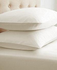 Home Collection Premium Ultra Soft 2 Piece Pillow Case Set, Standard
